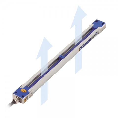 Barra ionizadora