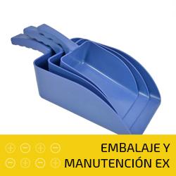EMBALAJE Y MANUTENCIÓN EX