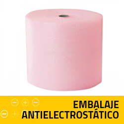 Embalaje antielectrostatico