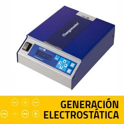 Generacion electrostatica