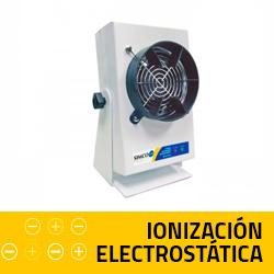 Ionizacion electrostatica