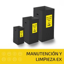 MANUTENCION Y LIMPIEZA EX
