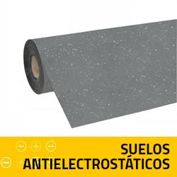 Suelo antielectrostatico