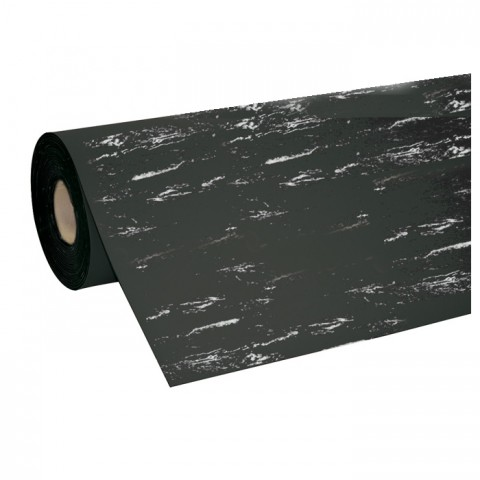Alfombra conductiva negra