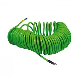 Cable espiral Hytrel